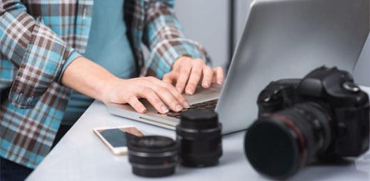 Zacznij zarabiać jako fotograf - nowy e-kurs