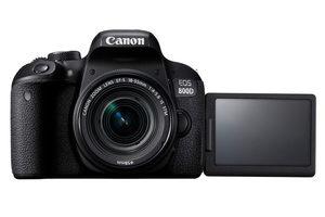 Nowe lustrzanki cyfrowe Canon  EOS 77D  i Canon EOS 800D