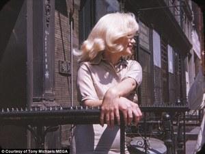 Niepublikowane fotografie Marilyn Monroe