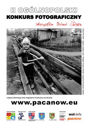 II Ogólnopolski Konkurs Fotograficzny