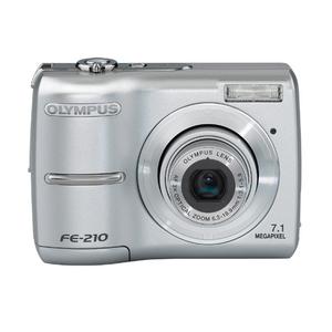 Olympus FE-210/FE-220 uaktualnione firmware