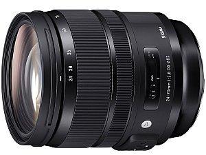 Sigma 24-70 mm f/2.8 DG OS HSM ART – czy szykuje się najlepszy standard zoom w historii?