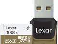 Lexar Professional x1000 UHS-II U3 - nowa karta microSD o pojemności 256GB