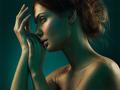 Zjawiskowe piękno kobiet na zdjeciach Olega Tityaeva