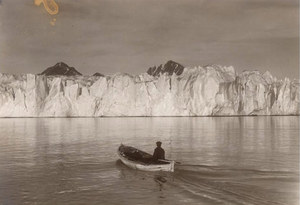 Wymowne zestawienie zdjęć pokazujące efekt 100 lat zmian klimatycznych