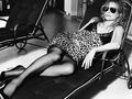 Mikael Jansson fotografuje 58-letnią Michelle Pfeiffer dla magazynu Interview