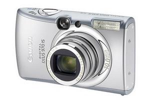 Canon IXUS 970 IS po raz pierwszy z 5x zoomem