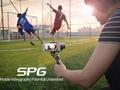 Gimbal do smartfonów zaprojektowany z myślą o realizacji wideo na żywo
