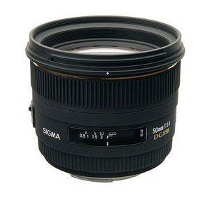 Sigma 50 mm f/1.4 - nowy standard?