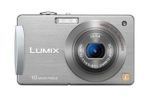 Panasonic Lumix DMC-FX500 – stylowo i z szerokim kątem