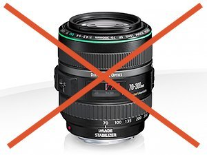 Canon czyści ofertę – z oficjalnej listy obiektywów znikają trzy szkła