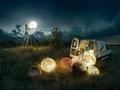 Full Moon Service - najnowsze zdjęcie mistrza cyfrowej manipulacji