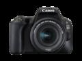 Canon EOS 200D - lekka lustrzanka cyfrowa z odchylanym ekranem dla początkujących