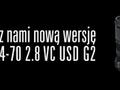 Przetestuj obiektyw Tamron 24-70 2.8 VC USD G2