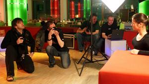 Po dwóch stronach obiektywu - warsztaty fotograficzne w Sauvignon