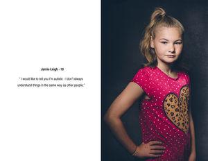9ca2c25383d40c ... Carolyn Mendelsohn sfotografowała dziewczynki w wieku 10-12 lat i  zadała im pytania na temat