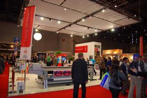 FESPA 2008 - cyfrowe inspiracje w Genewie