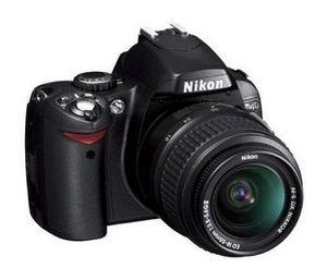 Poprawka dla Nikona D40