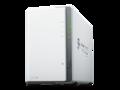 Trzy serwery NAS od Synology  DS218play, DS218j i DS118