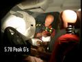 Niezabezpieczona kamera stanowi w samochodzie śmiertelne zagrożenie. Zobacz wideo z momentu zderzenia.