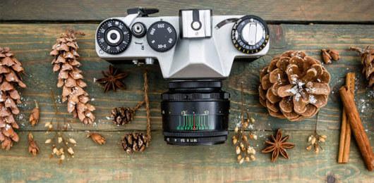Zestaw prezentowy dla miłośników fotografii - zamów już teraz