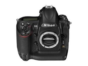 Nikon D3 firmware 1.10