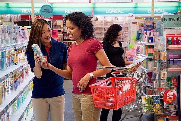 CVS Health wytyczne fotografia produktowa fotografia reklamowa kosmetyki etyka cyfrowe manipulacje fotomontaż zdjęcia