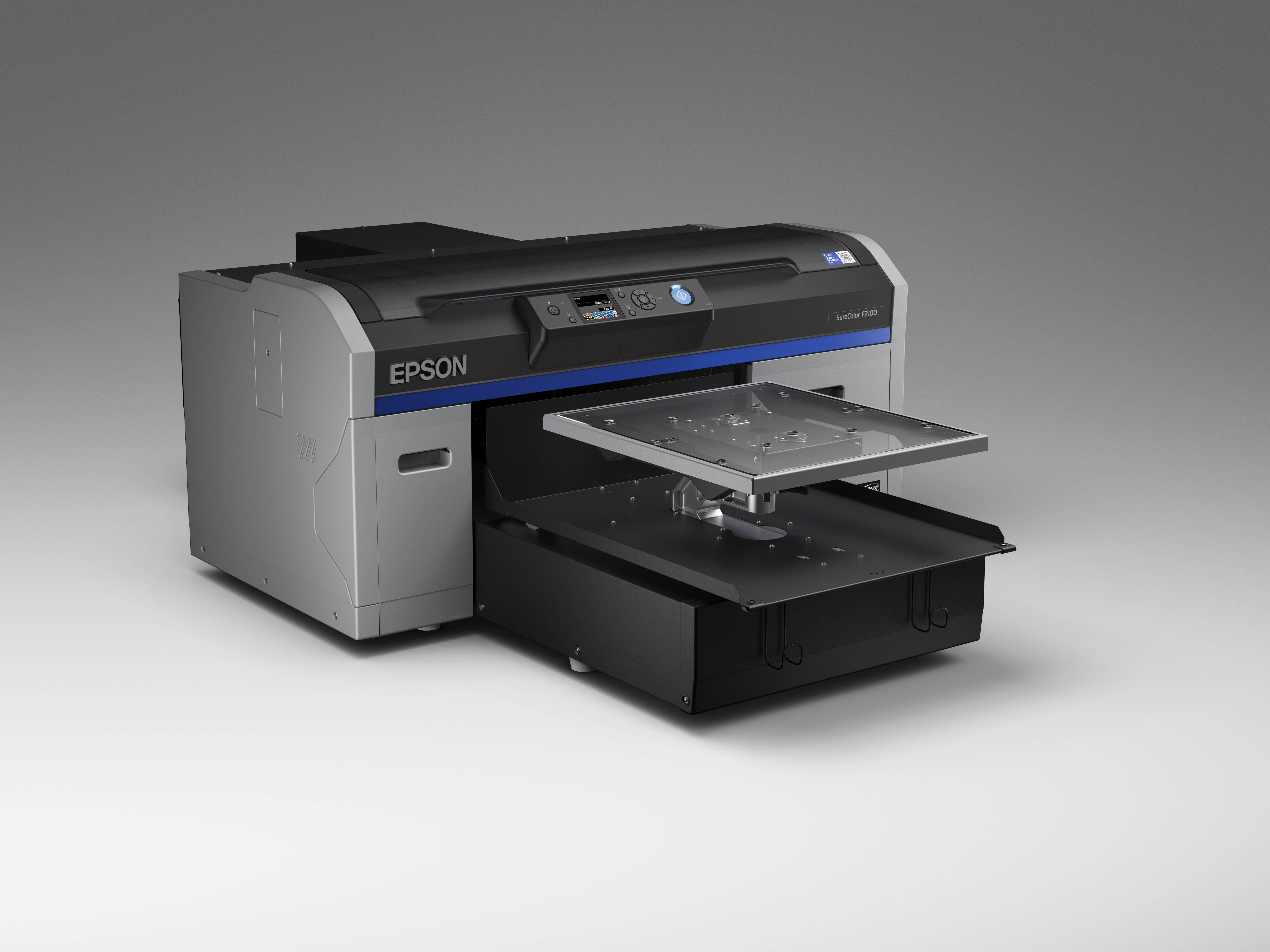 Chwalebne Epson SureColor SC-F2100 - nowa drukarka do koszulek - Swiatobrazu.pl YP68