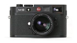 Leica M8 – promocja