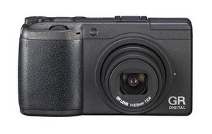 Ricoh GR Digital II  - firmware 2.02