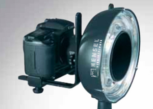Hensel - ringflash z softboxem