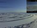 Malutki dron wysłany na wysokość ponad 10 kilometrów przez rosyjskiego pilota