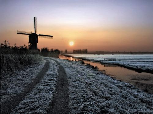 Wschód Słońca Techniki Fotografowania Fotografowanie O