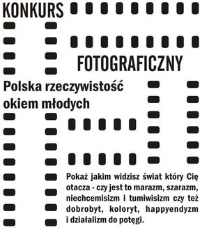 Konkurs: Polska rzeczywistość okiem młodych