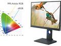 BenQ SW240 – 24'' monitor dla fotografów