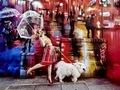 Nikon D850 - moda i mural w obiektywie Julii Kennedy