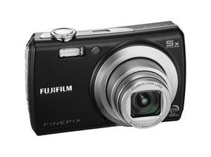 FinePix F100fd – aktualizacja firmware