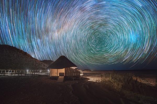 Jak fotografować niebo nocą Gwiazdy na niebie