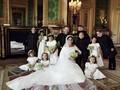 Polak fotografem na ślubie księcia Harry'ego i Meghan. Prezentujemy pierwsze oficjalne ślubne zdjęcia