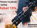 Wakacyjna promocja Manfrotto - postaw na jakość i zyskaj rabat 15%