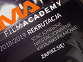 AMA FILM ACADEMY 2018/2019 nabór do interdyscyplinarnej szkoły filmowej