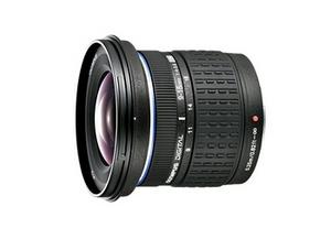 ZUIKO DIGITAL ED 9-18mm f/:4.0-5.6 - szeroki kąt dla mas