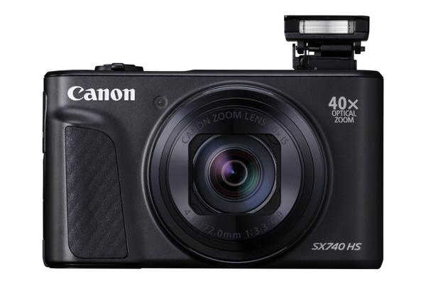 Canon PowerShot SX740 HS aparat fotograficzny