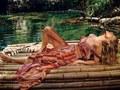 Gisele Bundchen w obiektywie Inez i Vinoodh - eko sesja w Vogue