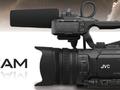 JVC GY-HM250E kompaktowa kamera 4K z możliwością transmisji na żywo