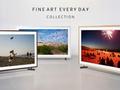 Telewizor Samsung The Frame ze zdjęciami z kolekcji Magnum Photos
