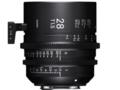 Trzy nowe obiektywy SIGMA CINE z serii FF High Speed Prime: 28mm T1.5 FF, 40mm T1.5 FF oraz 105mm T1.5 FF