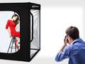 Namiot bezcieniowy Konseen Photo Studio – przenośne studio fotograficzne dla portrecisty