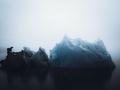 Mistyczne góry lodowe na pięknych zdjęciach Jana Erika Waidera