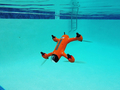 Wodoszczelny dron Spry – rewolucja w nagrywaniu sportów wodnych
